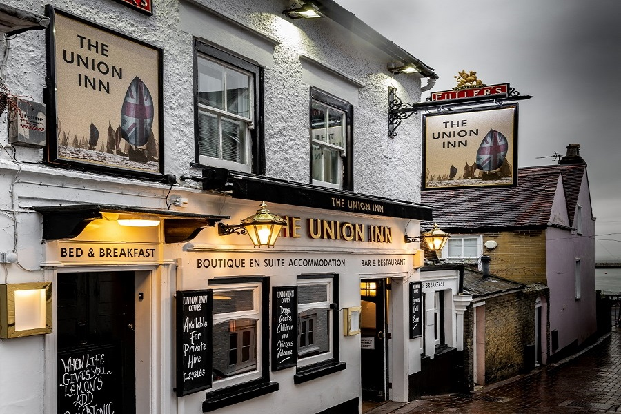The Union Inn Cowes